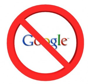 Ban google for creative research