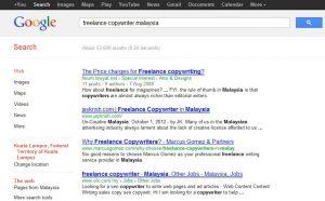 Google Ranking 2