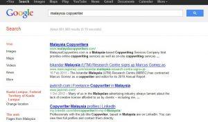 Google Ranking 3