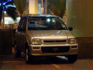 The Perodua Kancil