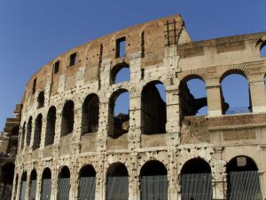 The Colloseum Still Stands