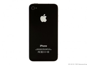 iphone 4 rear