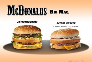 McD Reality vs Truth